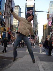 PJ en NY